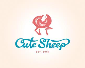cute sheep by Artgeko