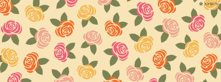 facebook cover roses