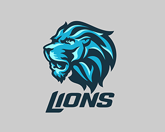 lions by LuBeraDesign