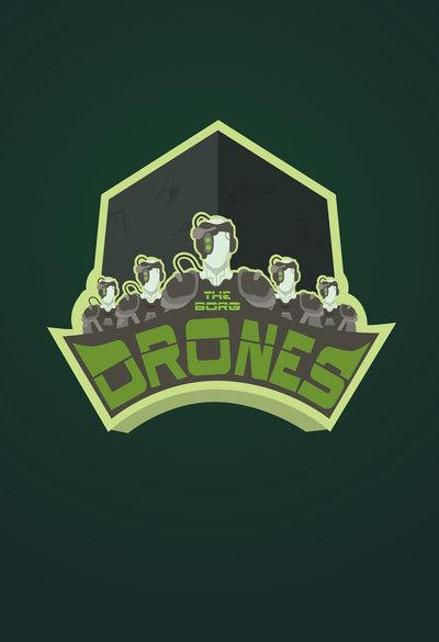 Borg-Drones