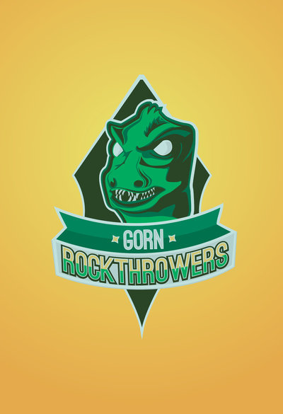 Gorn-Rockthrowers