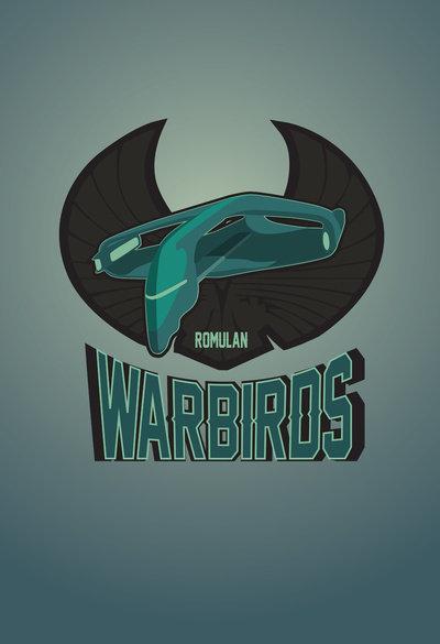 Romulan-Warbirds