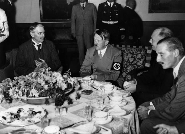 Appeasement Talks