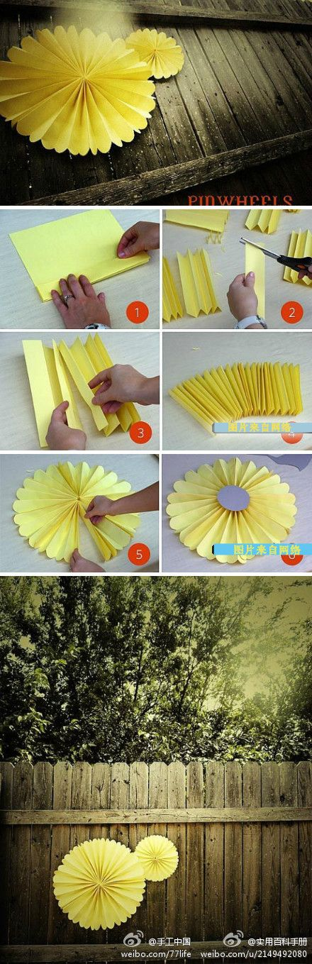 21-Extraordinary-Smart-DIY-Paper-Wall-Decor-That-Will-Color-Your-Life-homesthetics-design-19