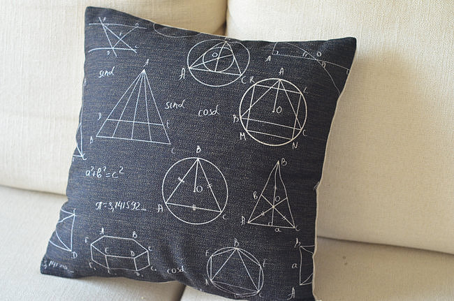 Geometry-Pillow-Cover