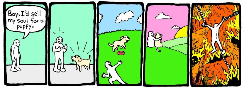 10 COOL COMICS BY THE PERRY BIBLE FELLOWSHIP 2