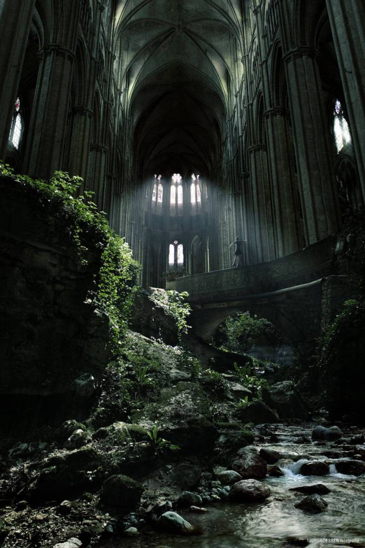 Abandoned-Places-From-Around-The-World-24-Church-in-St.-Etienne-France