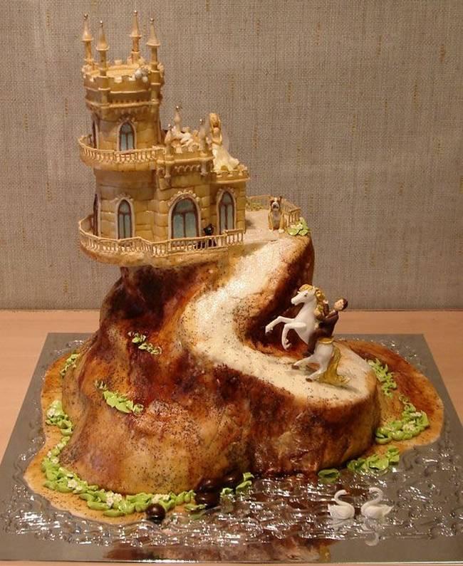 castle-wedding-cakes