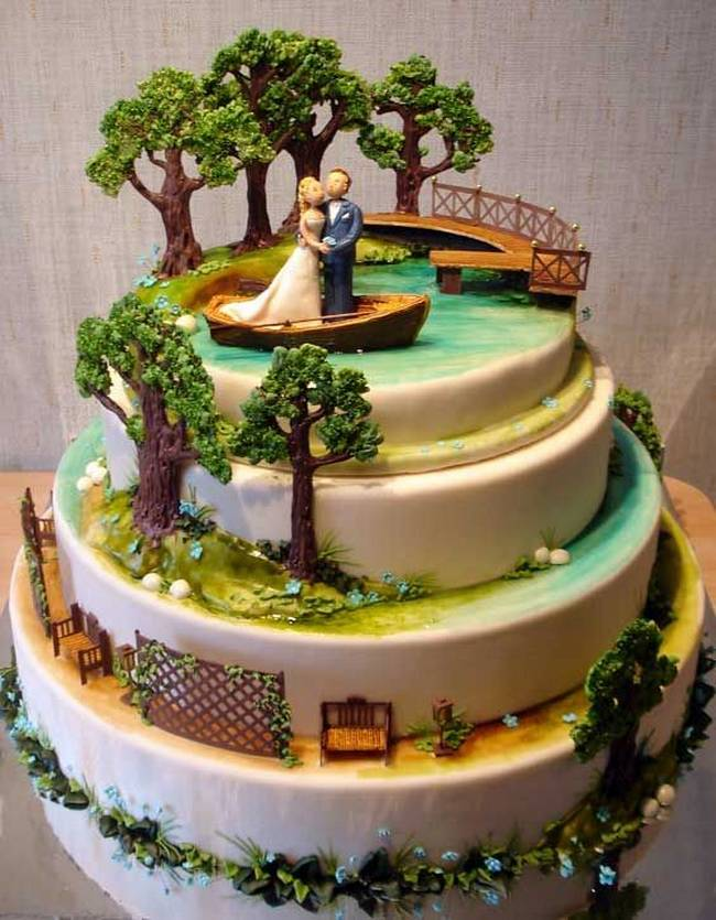 cute-wedding-cake