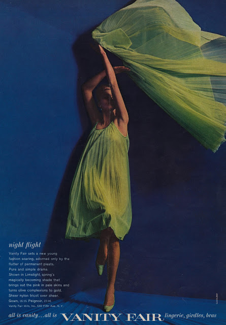 Vanity Fair Clothing Advertisements from the 1950s and 1960s (10)