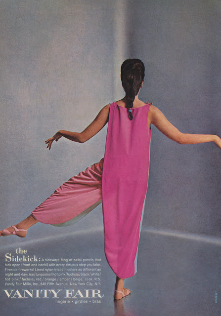 Vanity Fair Clothing Advertisements from the 1950s and 1960s (14)