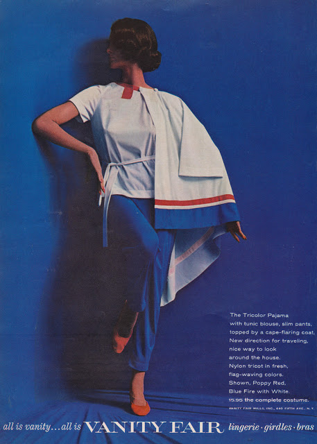 Vanity Fair Clothing Advertisements from the 1950s and 1960s (15)