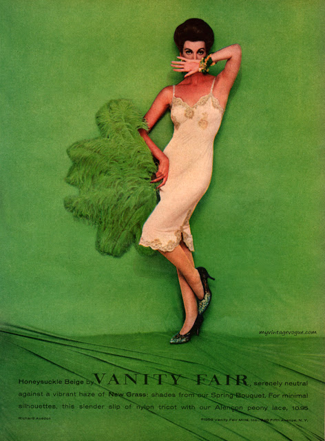 Vanity Fair Clothing Advertisements from the 1950s and 1960s (16)