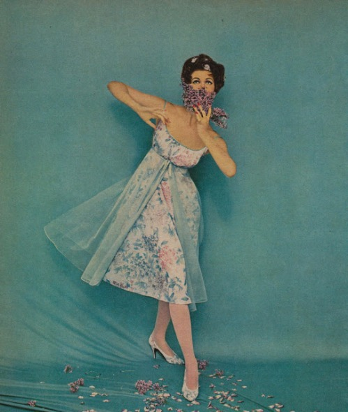 Vanity Fair Clothing Advertisements from the 1950s and 1960s (3)