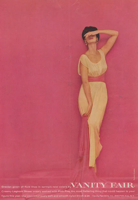 Vanity Fair Clothing Advertisements from the 1950s and 1960s (6)