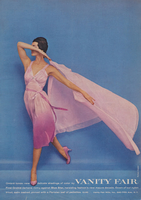 Vanity Fair Clothing Advertisements from the 1950s and 1960s (7)