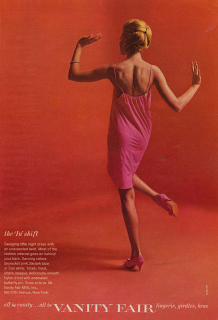 Vanity Fair Clothing Advertisements from the 1950s and 1960s (9)