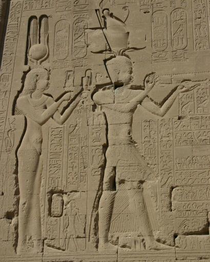 Denderah3_Cleopatra_Cesarion