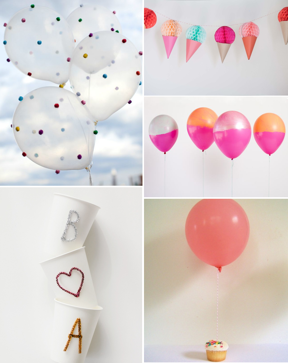 COOL PARTY DECORATIONS IDEAS