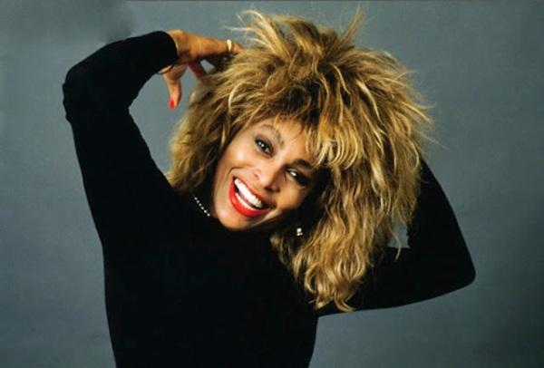 10. Tina Turner
