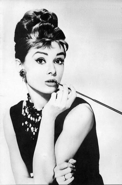 3. Audrey Hepburn