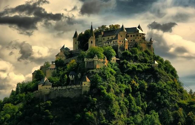 Hochosterwitz-Castle