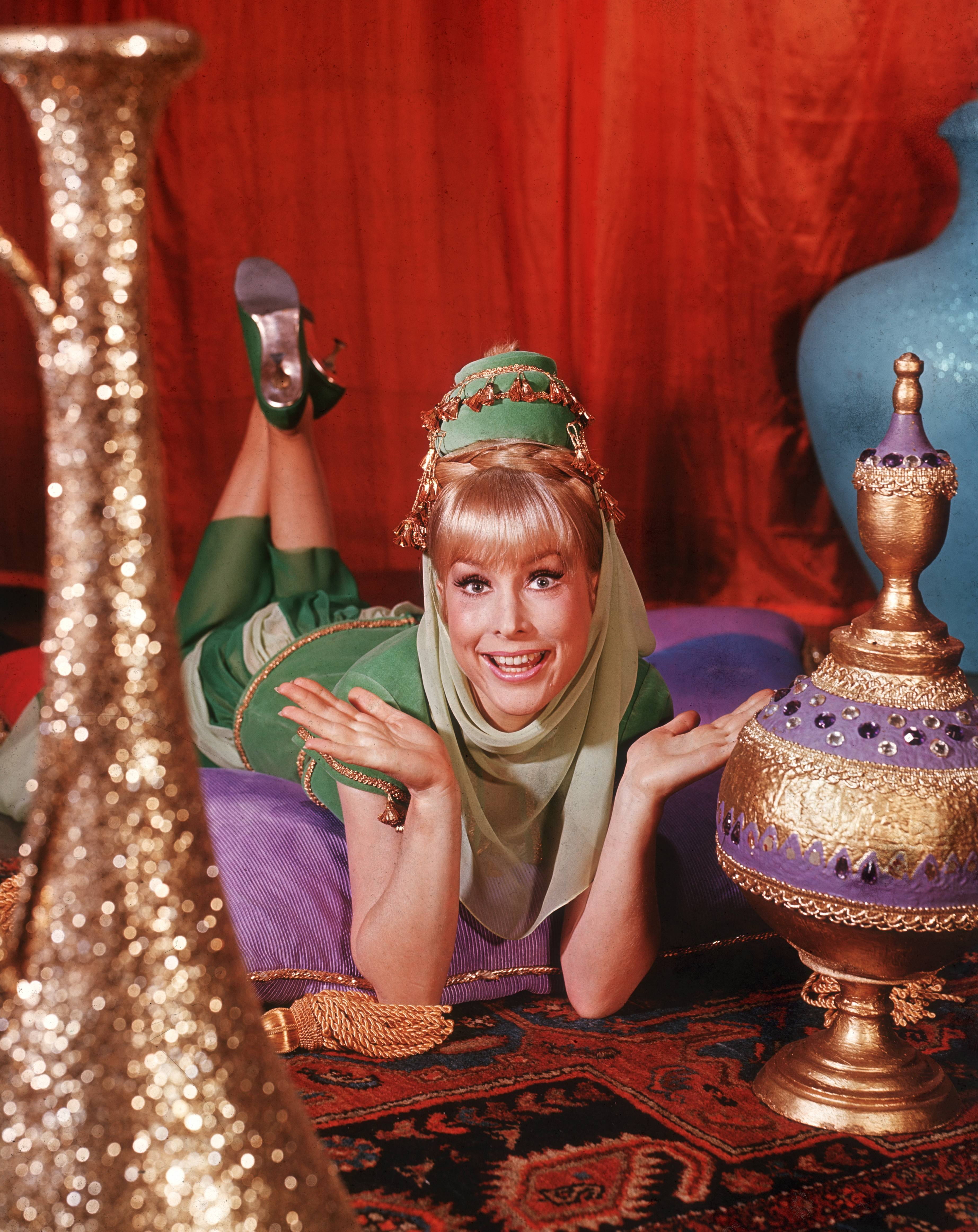 CURIOSITIES ABOUT 'I DREAM OF JEANNIE'