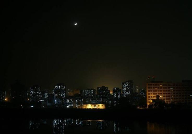 pyongyang-at-night