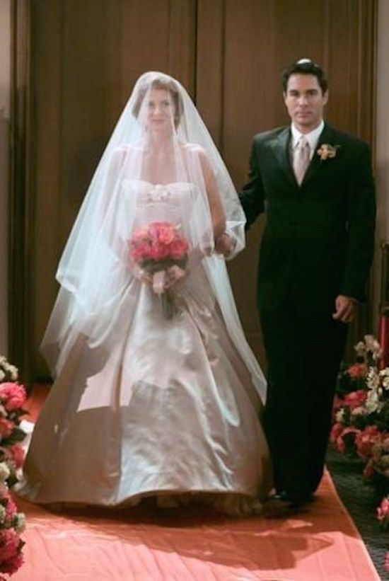 25 BEST TV SHOWS WEDDING DRESSES