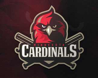 Cardinals by zerographics