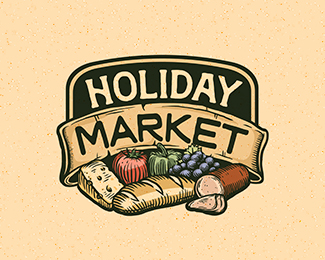 Holiday Market by LuBeraDesign