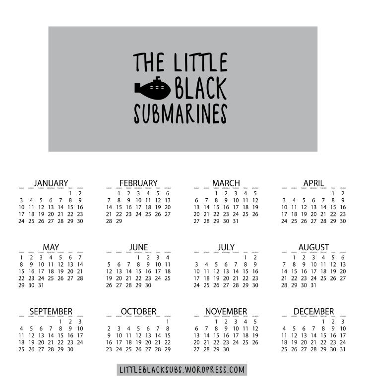 tlbs calendar
