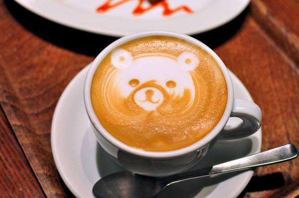 latte-bear
