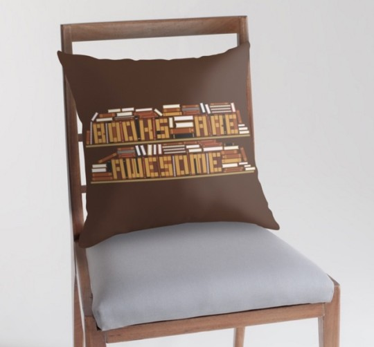 Book-Are-Awesome-Throw-Pillow-540x502