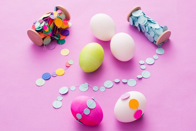 Garland-Eggs