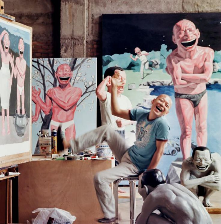 famous-artists-and-their-muses-in-their-studios-10
