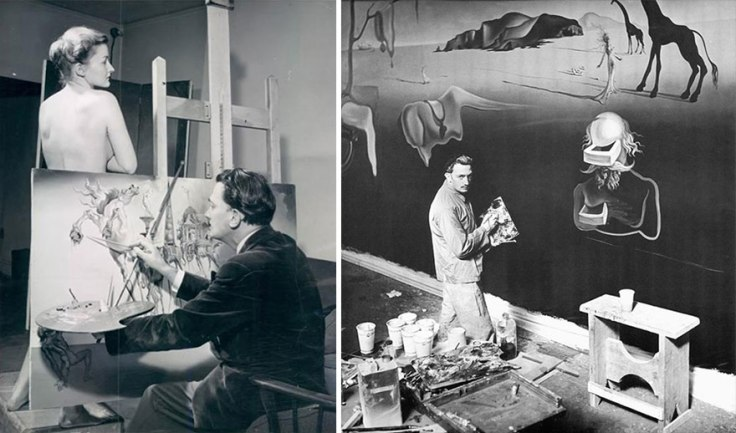 famous-artists-and-their-muses-in-their-studios-5