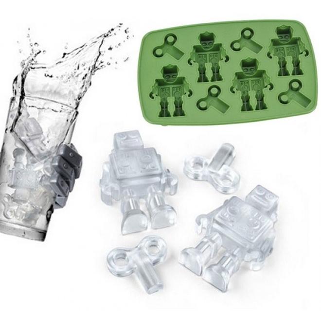 forma-de-gelo-robo