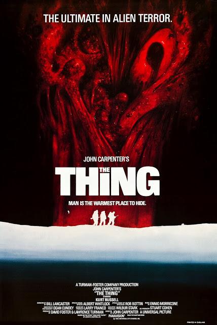 Vintage Horror Movie Poster (5)
