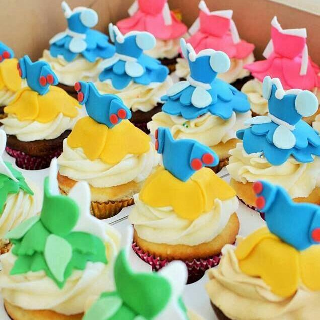 Disney-Princess-Dress-Cupcakes-1