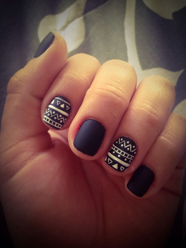 Easy-Nail-Art-Ideas-and-Designs-for-Beginners-61