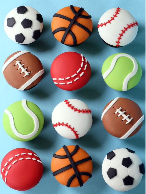 sporty-cupcakes